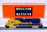 Lionel 6-18212 Santa Fe Dash 8 40-B Non-Powered Diesel Locomotive EX/Box