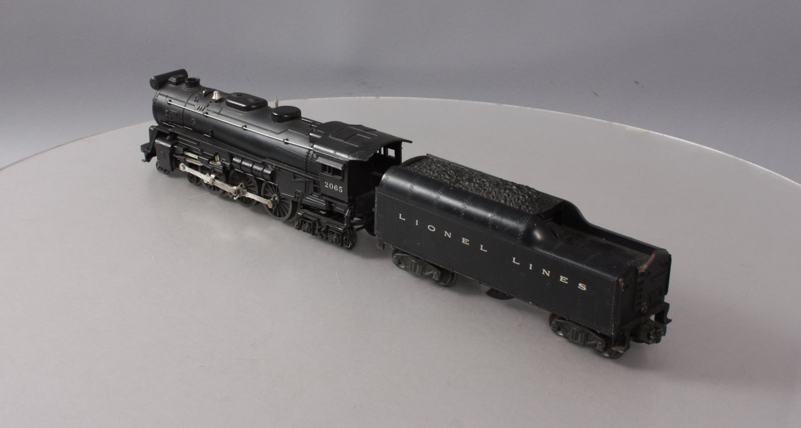 Lionel 2065 4-6-4 Small Hudson Steam Locomotive & 2046W Tender 023922620651 Lionel 2065