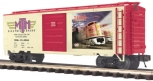 MTH 20-93212 TCA Fall York 2004 Boxcar MT/Box