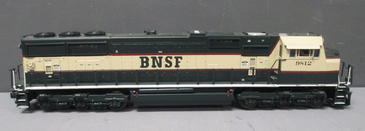 MTH 20-2956-1 BNSF SD70Mac Diesel Locomotive w/PS 2.0 (Hi-Rail Wheels)/Box 658081270999 MTH 20-2956-1