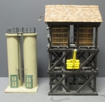 G Scale Custom Handcrafted Wood Water Towers