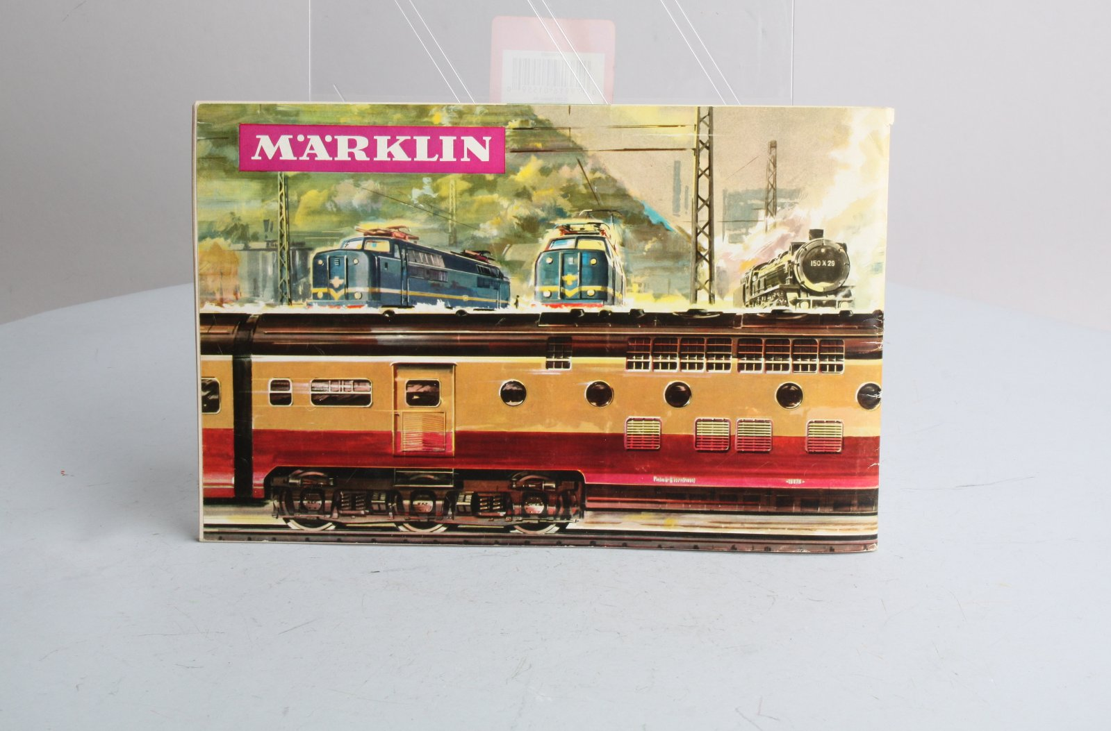 Buy Marklin 1965/66 Product Catalog | Trainz Auctions