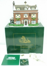 Department 56 57535 Gad's Hill Place 6th Edition NIB