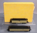 Gem Models SH-108S HO Scale Brass CP Promontary 2-Car Set - Painted LN/Box
