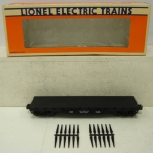 Lionel 6-6233 Canadian Pacific Flatcar with Stakes LN/Box