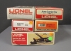 Lionel O Gauge Modern & MPC Freight Cars: 6-16250, 6-9142, 6-9219, 6-9125 & 6-91  Lionel