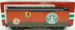 LGB 49670 Starbucks Box Car LN/Box