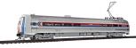 Walthers 920-14800 HO Amtrak Budd Metroliner Electric Multiple Unit #861  LN/Box