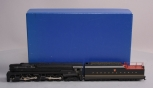 Alco Models S-118 HO Scale Painted BRASS Pennsylvania T-1 4-4-4-4 Steam Loco & T