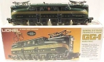 Lionel 6-8150 Pennsylvania Green GG-1 Electric Locomotive EX/Box
