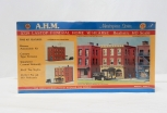 AHM 5739 Lastop Funeral Home with Hearse HO Scale Accessory Sealed 1981 building