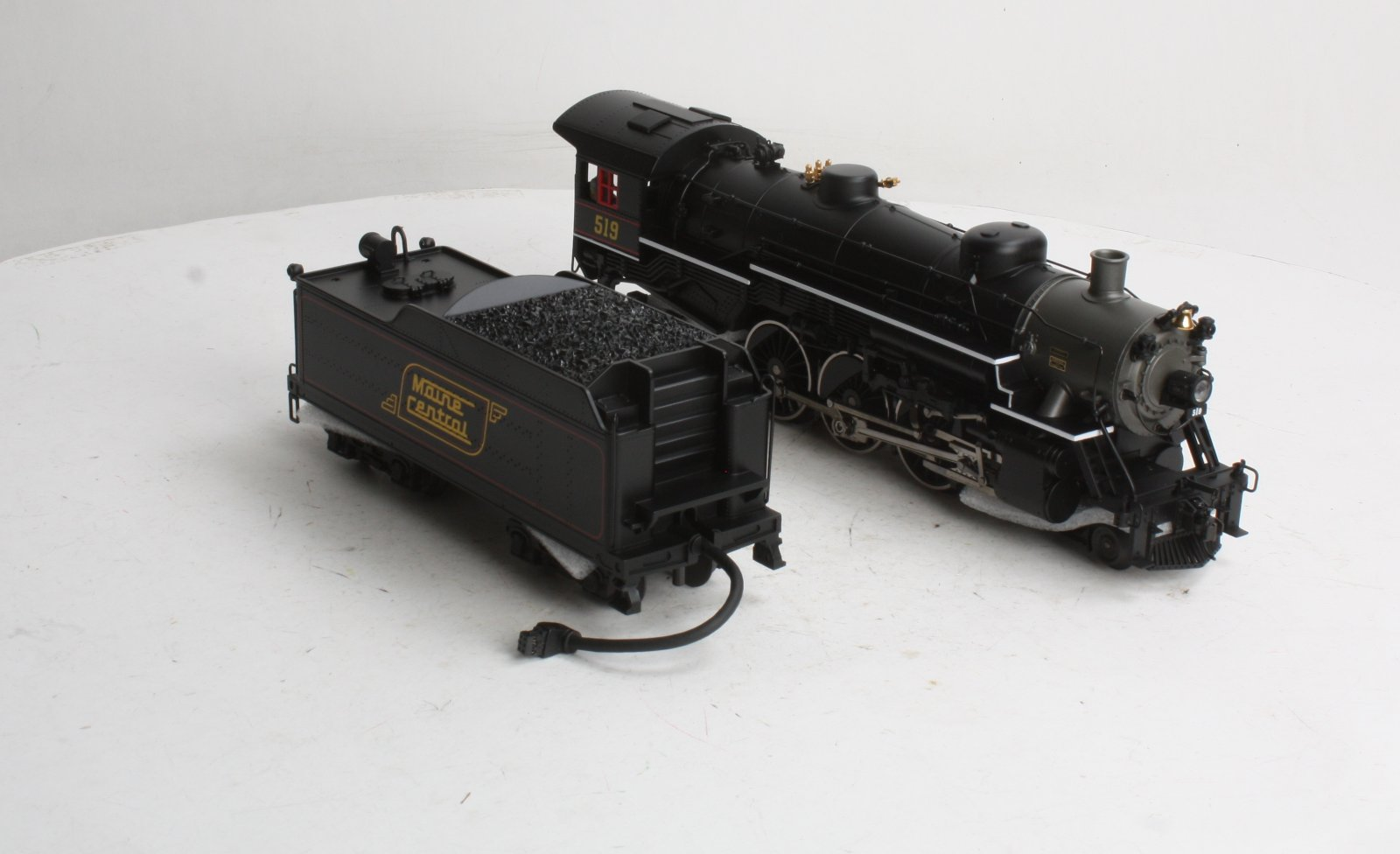 Buy Weaver 1908LP Maine Central Light Pacific 4-6-2 Steam