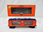 Lionel 6-36859 ILLUMINATED Aquarium Car Classic train layout scroll 2008 on/off