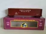 MTH 20-97502 Northern Pacific Wood Chip Hopper NEW