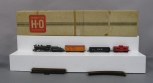 American Flyer 30510 HO Marketeer Freight: 31031 Switcher w/33505, 33521 & B&O 3