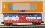 Lionel 6-19285 Bangor & Aroostook State of Maine Boxcar #6464-275 LN/Box