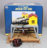 American Flyer S Scale 6-49810 Log Loader #787 EX/Box