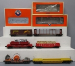 Lionel Western US Freight Cars (6)/Box
