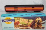 Athearn 1788 HO Scale Southern Pacific Daylight REA Baggage #6599 scale coupler