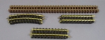 Lionel and Railway Express Agency G Scale Straight & Curved Tracks