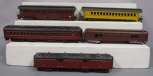 Custom Built O Scale Assorted Passenger Cars [5] 2-Rail