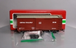 LGB 40675 Freight Car Uintah #206 - Metal Wheels EX/Box