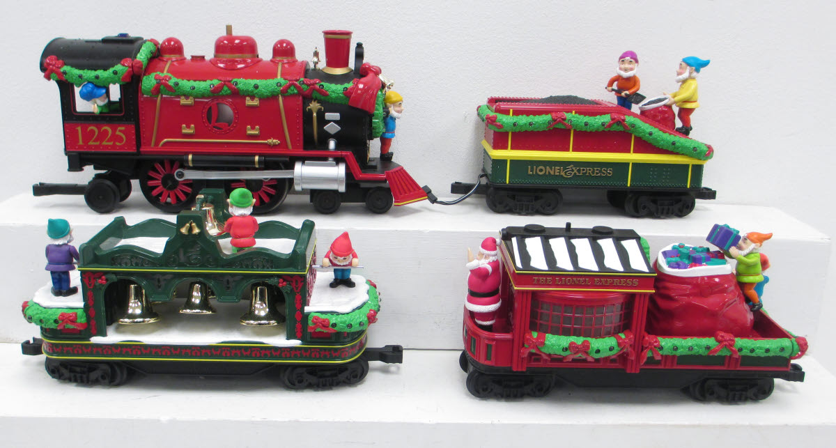 Lionel 7-11000 G Scale Holiday Tradition Christmas Express Train Set W Remote G Scale