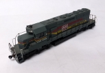 ATHEARN # 4405~ L & N - FAMILY LINES SYSTEM SD40-2  LOCOMOTIVE #8104