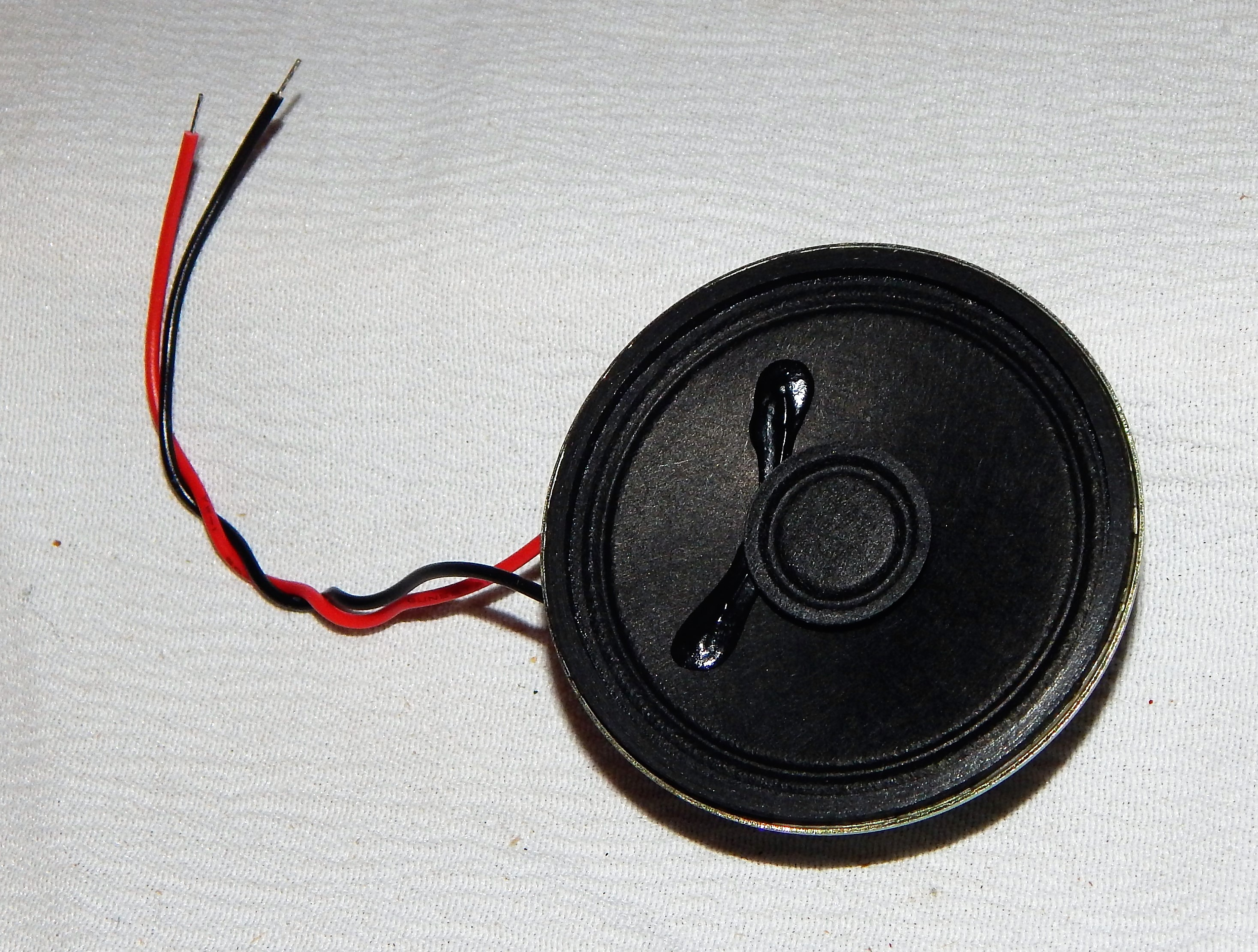 Buy Replacement speaker for MTH engine 16ohm 2watt steam diesel ...