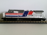 MTH 30-2164-1A Amtrak Dash-8 Diesel Locomotive #517 w/PS1