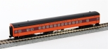 Fox Valley Models 40038 MILW/Maroon/Black Roof #4435 N Hiawatha Coach LN/Box