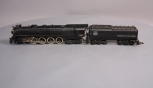 American Flyer 332 Union Pacific 4-8-4 Northern Steam Locomotive and Tender