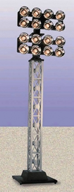 Lionel 6-24103 16 Lamp Double Floodlight Tower LN/Box