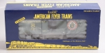 American Flyer 6-48256 S Scale Smokey The Bear Sacramento 2008 TTOS Box Car NIB