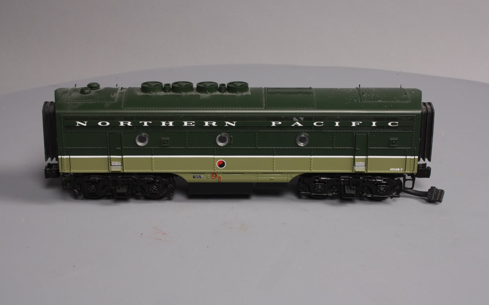 MTH O Scale Northern Pacific #6502B B Unit EX  MTH