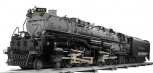 American Flyer 6-48089 S Scale Clinchfield 4-6-6-4 Challenger EX/Box