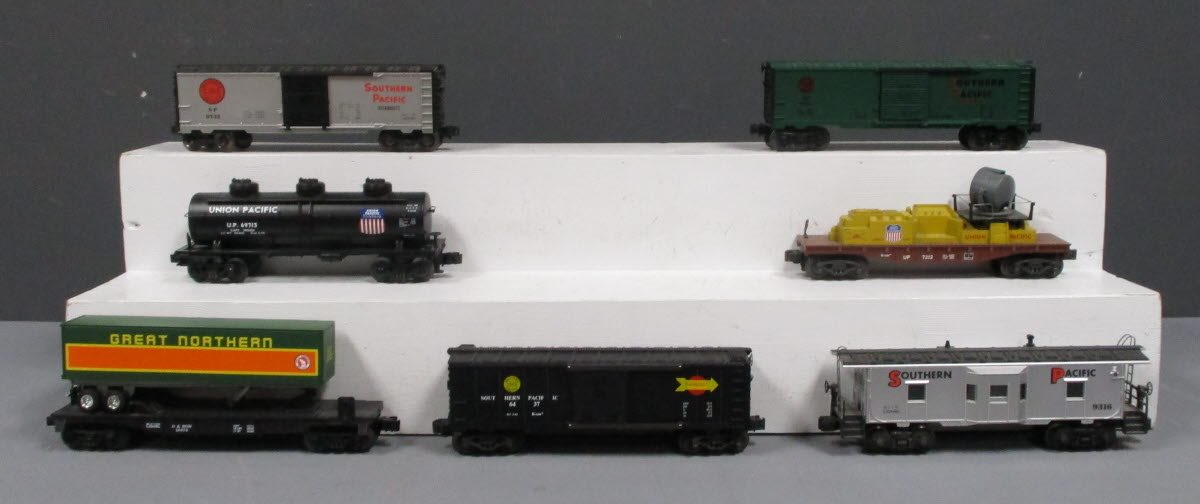 O Modern Freight Cars of the Union Pacific Family [7] 3-Rail