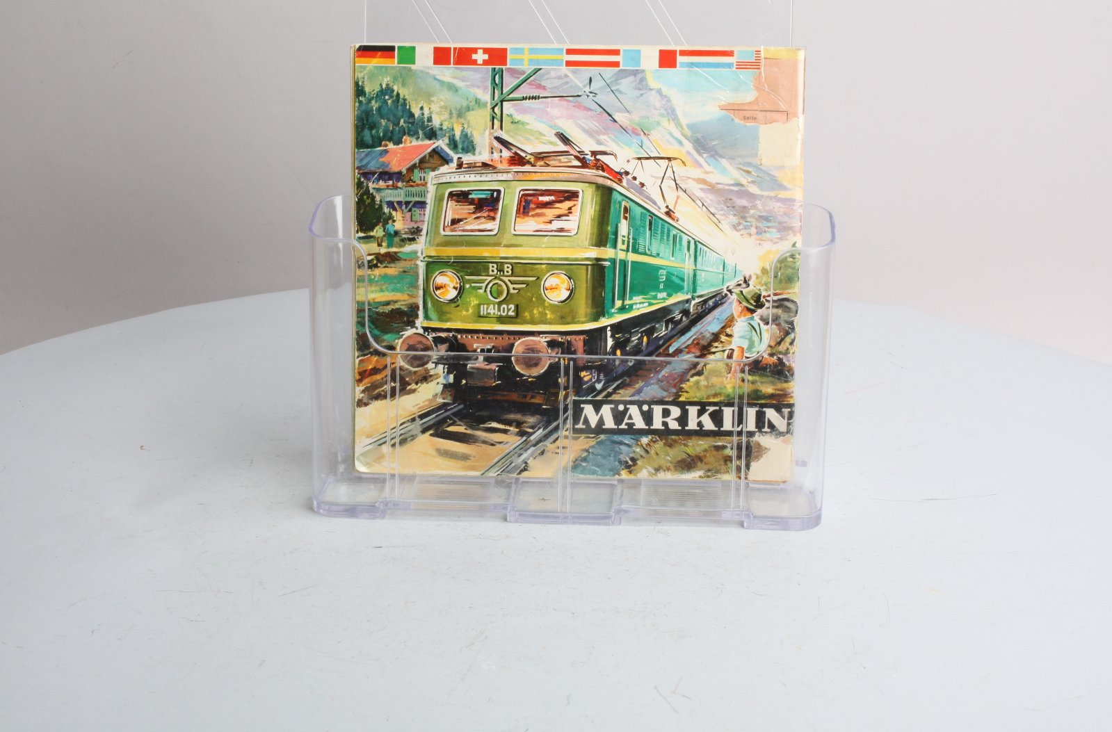 Buy Marklin 1961/62 Product Catalog | Trainz Auctions