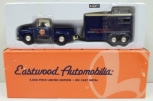 Eastwood 404000 1:43 Iron Horse Breeding Truck & Trailer NIB