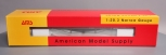 AMS AM30-060 Denver & Rio Grande Western Idler Flat Car (Metal Wheels) NIB