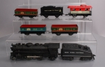 Marx O Gauge Postwar 666 Die Cast Steam Locomotive, Tenders & Freight Cars [7]