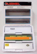 Lionel 6-12826 Set of 3 Intermodal Containers NIB