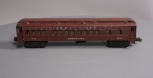 Lionel 2628 Lionel Lines Madison Heavyweight Manhattan Pass Car w/Silhouettes