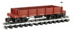 Bachmann 95728 Pacific Coast 20' Gondola w/ Metal Wheels LN/Box