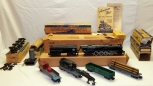 1952 American Flyer K5210W Northern K335 Freight Boxed Set Union Pacific KNUCKLE