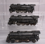 Lionel O Gauge Postwar Steam Locomotives: 637, 2034 & 2036 [3]
