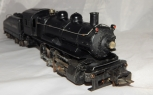 Prewar Lionel 203 Steam Loco 2203T Tender 0-6-0 Semi-Scale Switcher 1940-42