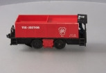 Lionel 55 Pennsylvania Railroad Operating Tie-Jector Car/Box