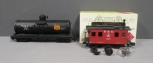 LGB & Aristo-Craft G Scale 46952 Track Cleaning Car & 9214 Phillips Oil Tank Car