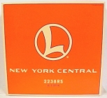 Lionel 6-11914 NYC GP-9 Freight Train Set MT/Box